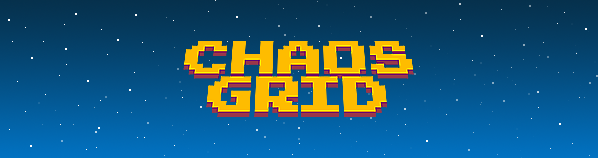 Chaos Grid game banner