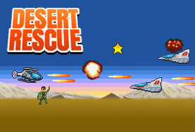 Graphic for Desert Rescue