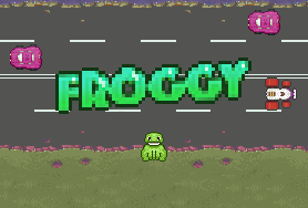 Graphic for Froggy