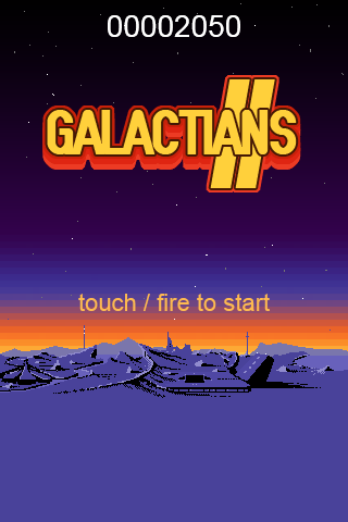 Galactians 2 screenshot