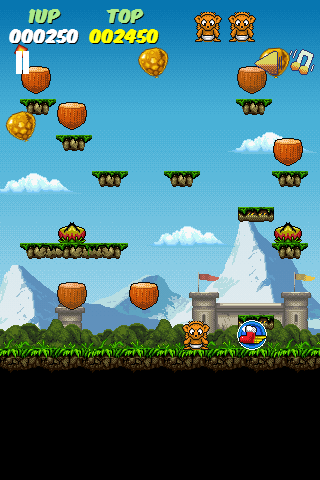 Jumpin' Jasper screenshot