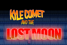 Graphic for Kyle Comet and the Lost Base