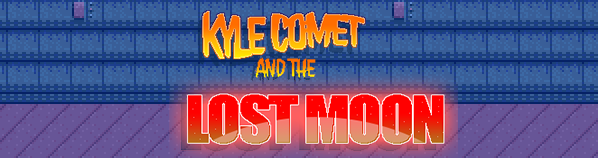 Kyle Comet and the Lost Base