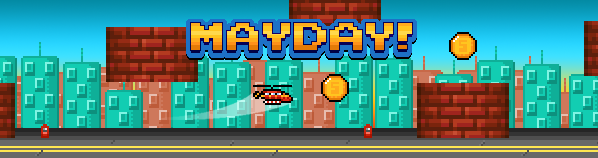 Mayday! game banner