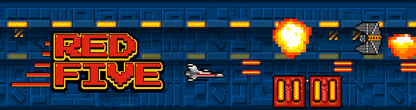 Red Five game banner