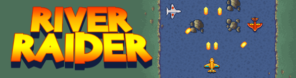 River Raider game banner