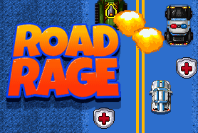 Graphic for Road Rage