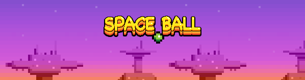 Space Ball game banner