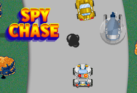 Graphic for Spy Chase