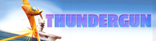 Thundergun game banner
